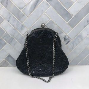 LOFT beaded purse